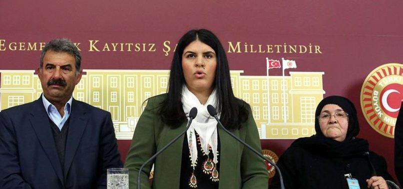 HDP'Lİ DİLEK ÖCALAN HAKKINDA YAKALAMA KARARI