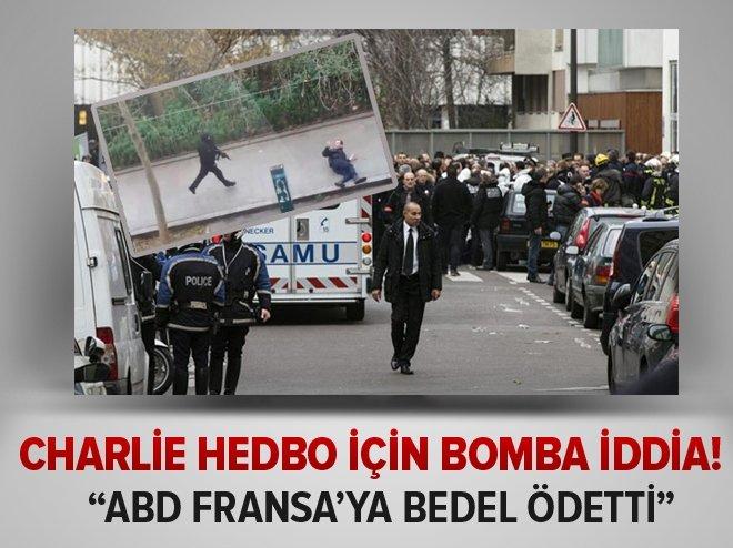 PARİS'TE POLİSLER SINIRLARI ZORLUYOR