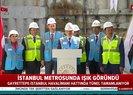 Son dakika: Gayrettepe-İstanbul HavalimanıMetro Hattı ne zaman açılacak? Metro inşaatında son durum  Video