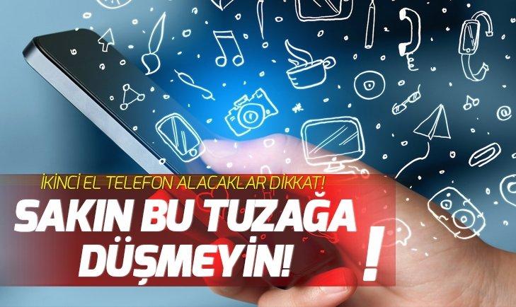 BU TESTLERİ YAPMADAN İKİNCİ EL TELEFON ALMAYIN