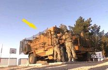 Zırhlı araçlara Roket Koruma Ağı