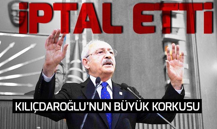 CHP lideri Kılıçdaroğlu'nun İzmir korkusu! Kılıçdaroğlu, İzmir'e gidemiyor