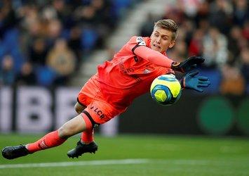 Son dakika: Arsenal kaleci Alex Runarsson'u transfer etti