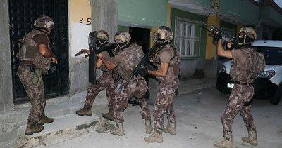Son dakika: PKK'nın sokak eylemcilerine operasyon!