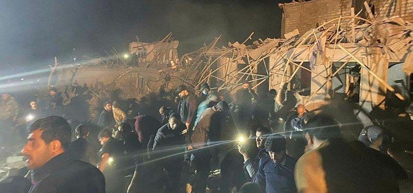 Türkiye'den Ermenistan'ın Gence ve Mingeçevir kentlerine füze saldırısına sert tepki