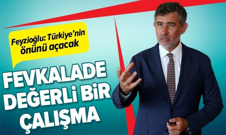 FEYZİOĞLU'NDAN 'YARGI REFORMU' AÇIKLAMASI