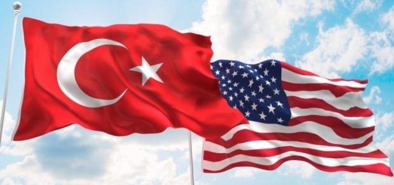 TÜRKİYE-ABD ARASINDA ÖNEMLİ GÖRÜŞME