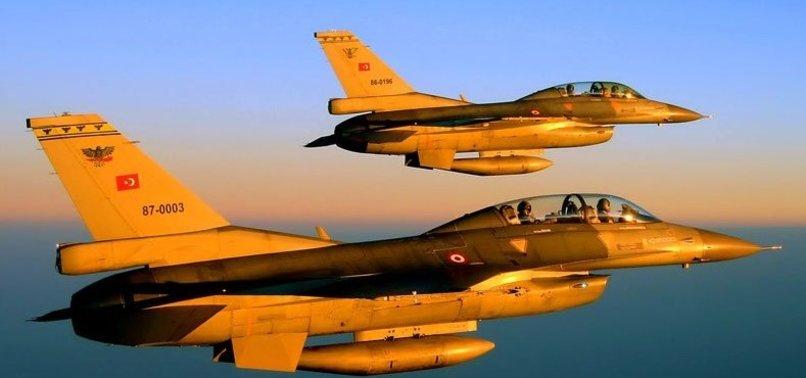 METİNA VURULDU, 4 PKK'LI ÖLDÜRÜLDÜ