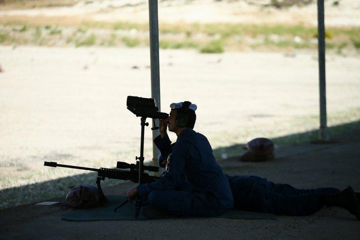 Türkiye'nin gururu Bora-12 ile hedefi 12'den vuruyor! Katar polisi de test etti