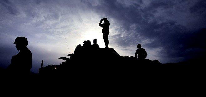 IRAK SINIRINDA PKK'YA BÜYÜK DARBE