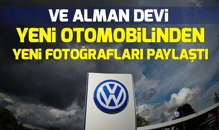 Volkswagen paylaştı! İşte Polo üzerine geliştirilen Volkswagen T-Cross'tan yeni fotoğraflar