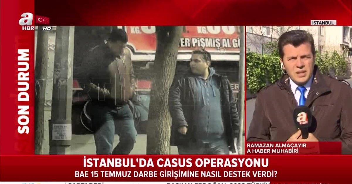 İstanbul'da BAE için casusluk faaliyeti yürüten iki istihbarat görevlisi yakalanıyor. ile ilgili görsel sonucu