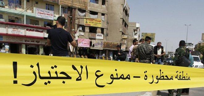 IRAK'TA ÇİFT SALDIRI: ÇOK SAYIDA ÖLÜ VE YARALI VAR
