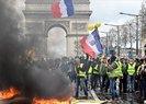 Fransa'da sosyal kaos! 34 yılın en büyük grevi