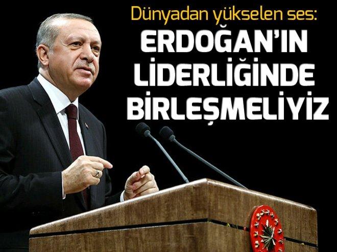 Gine Devlet Başkanı: Erdoğan'ın liderliğinde birleşmeliyiz
