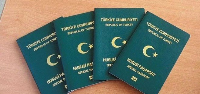 'YEŞİL PASAPORT'TA SAYI BELLİ OLDU