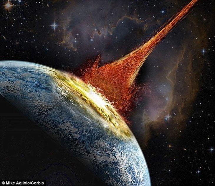 Son dakika | NASA açıkladı! Dünya büyük bir tehlike atlattı: Dev asteroit yakınından geçti