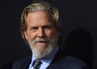 Oscar ödüllü oyuncu Jeff Bridges kansere yakalandı