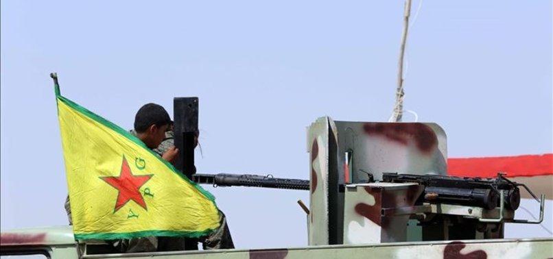 YPG/PKK SİVİLLERİN ARAZİLERİNİ YAKTI!