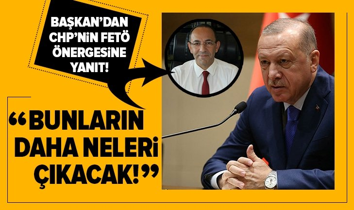 BAŞKAN ERDOĞAN'DAN CHP'YE OĞUZ'LU FETÖ GÖNDERMESİ!