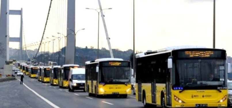 İSTANBUL'DA 15 TEMMUZ'DA TOPLU ULAŞIM ÜCRETSİZ