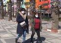 SİLİVRİ VE AVCILAR'DA YASAĞA ALDIRIŞ ETMEDİLER! GÜNEŞİ GÖRENLER SAHİLE AKIN ETTİ