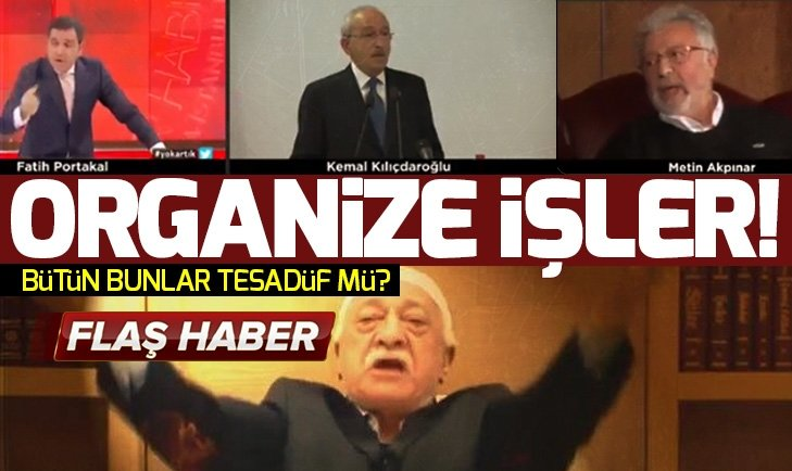 Türkiyede kaos isteyen zihniyet iş başında!