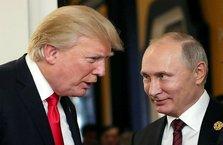 Putin ile Trump arasında kritik görüşme