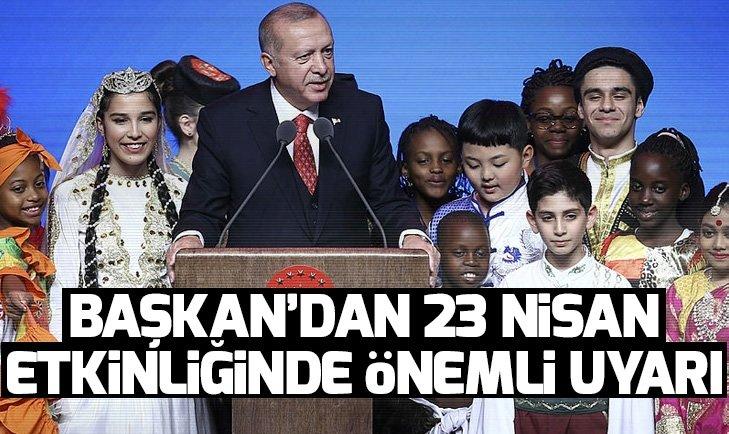 Başkan Erdoğan'dan Külliye'de önemli açıklamalar