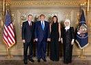 Başkan Erdoğan ve Trump liderler yemeğinde buluştu
