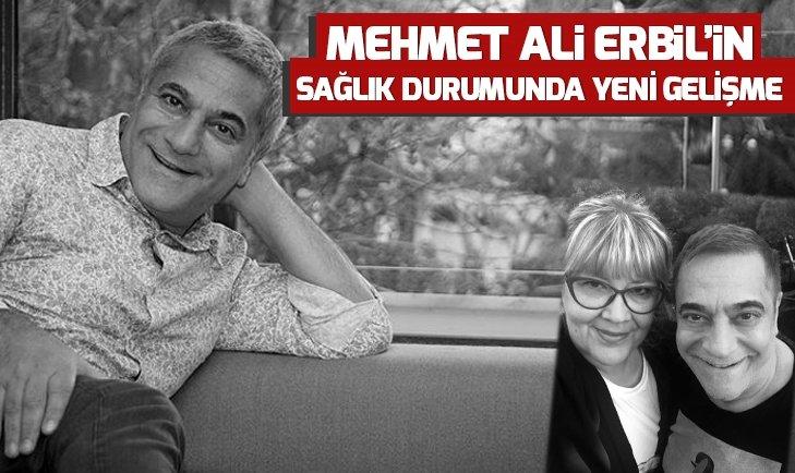 MEHMET ALİ ERBİL'İN SAĞLIK DURUMUNA İLİŞKİN KARDEŞİ PAYLAŞIMDA BULUNDU SOLUNUM CİHAZI...