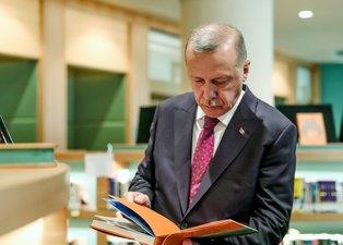 Türkiye'nin en büyüğü Ankara'da açıldı! İşte Cumhurbaşkanlığı Millet Kütüphanesi...