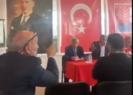 Skandal 'Barış Pınarı' toplantısı! HDP'li isim 'katliam diyor' CHP'li Öztrak'tan çıt yok