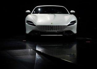 2020 Ferrari Roma tanıtıldı! İşte özellikleri...