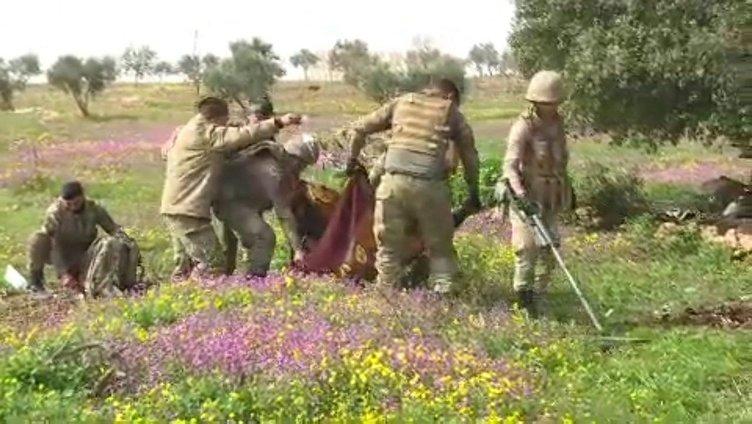 YPG/PKK MAYINI SİVİLLERİ HEDEF ALDI