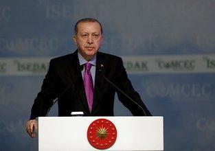Cumhurbaşkanı Erdoğan: İslam birliğini yok etmeye yönelik senaryo uygulanıyor