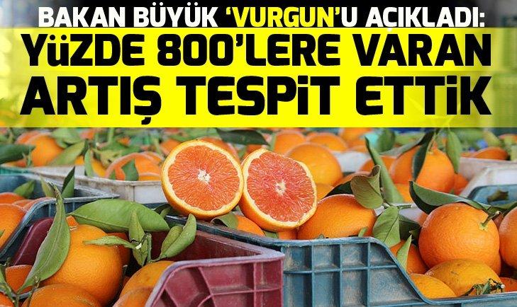 TİCARET BAKANI RUHSAR PEKCAN'DAN FLAŞ AÇIKLAMA