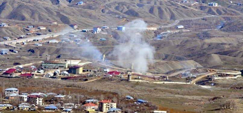 PKK HEDEFLERİ BİR BİR VURULDU