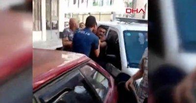 İstanbul'da sokak ortasında taciz girişimi |Video