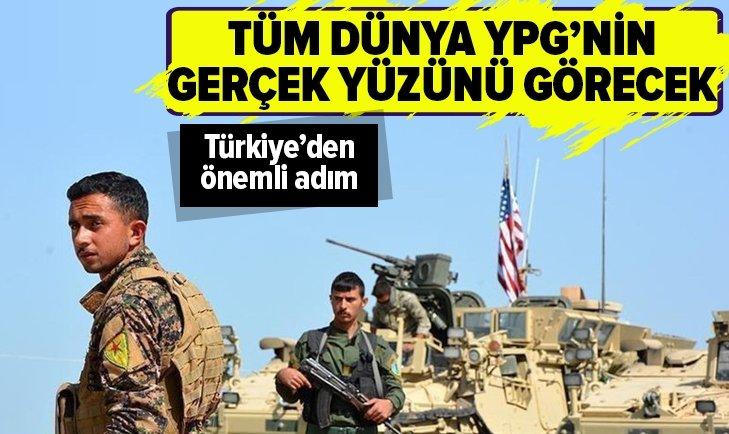 YPG'NİN GERÇEK YÜZÜ SYRİA THE BACKSTAGE BELGESELİYLE ORTAYA ÇIKACAK
