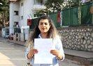 Büşra öğretmen Barış Pınarı Harekatı'na katılmak için dilekçe verdi
