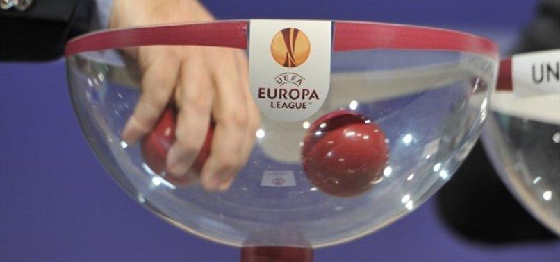 UEFA AVRUPA LİGİ KURA ÇEKİMİ NE ZAMAN? BAŞAKŞEHİR'İN MUHTEMEL RAKİPLERİ KİMLER?