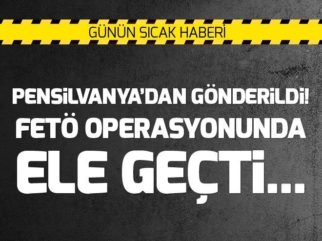 BYLOCK TELEFONU FETÖ OPERASYONUNDA ELE GEÇİRİLDİ