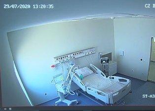 Prof. Dr. Feriha Öz Acil Durum Hastanesinin yoğun bakım ünitesi ilk kez görüntülendi! Günlerce burada bekliyorlar