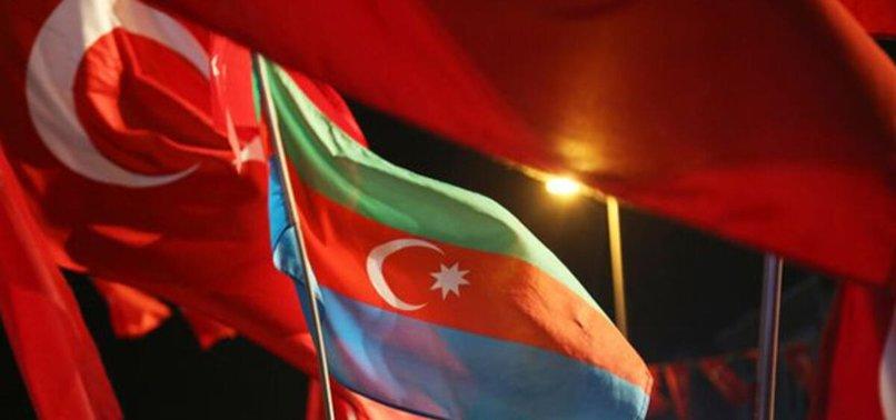 Türkiye'den Azerbaycan'a destek! Sahada ve masada yanındayız