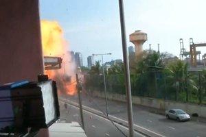 Son dakika: Sri Lanka'da bir patlama daha