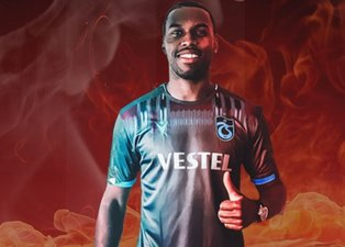 Trabzonspor'a bir dünya yıldızı daha