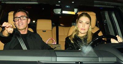 Mustafa Sandal ve Melis Sütşurup barışma sonrası ilk kez görüntülendi