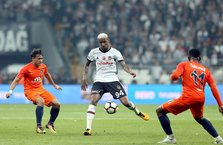 Beşiktaş - Başakşehir maçında kazanan çıkmadı