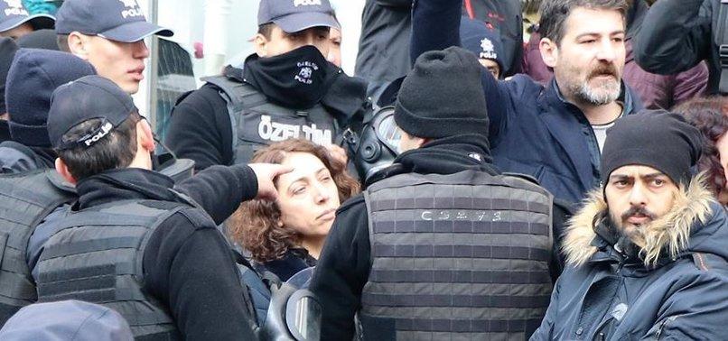 HDP'Lİ SALİHA AYDENİZ HAKKINDA SORUŞTURMA BAŞLATILDI